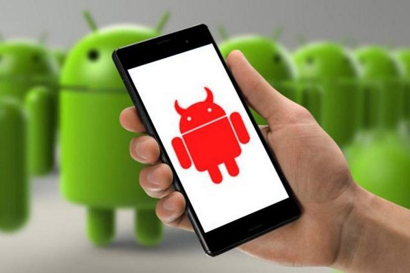 Троян на Android-смартфоне
