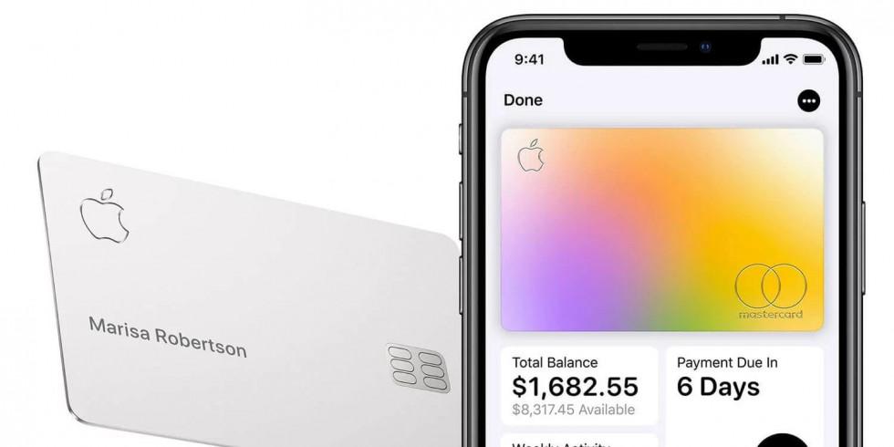 Apple Card нашли необычное применение
