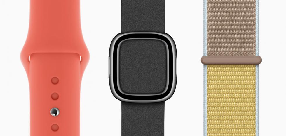 ремешки Apple Watch Series 5