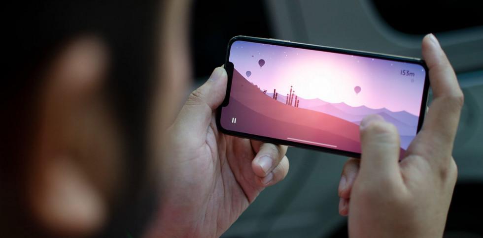 Apple Arcade на iPhone