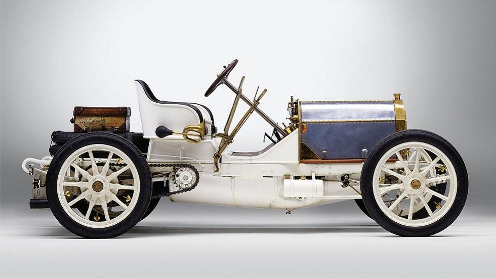 Mercedes 1901 год