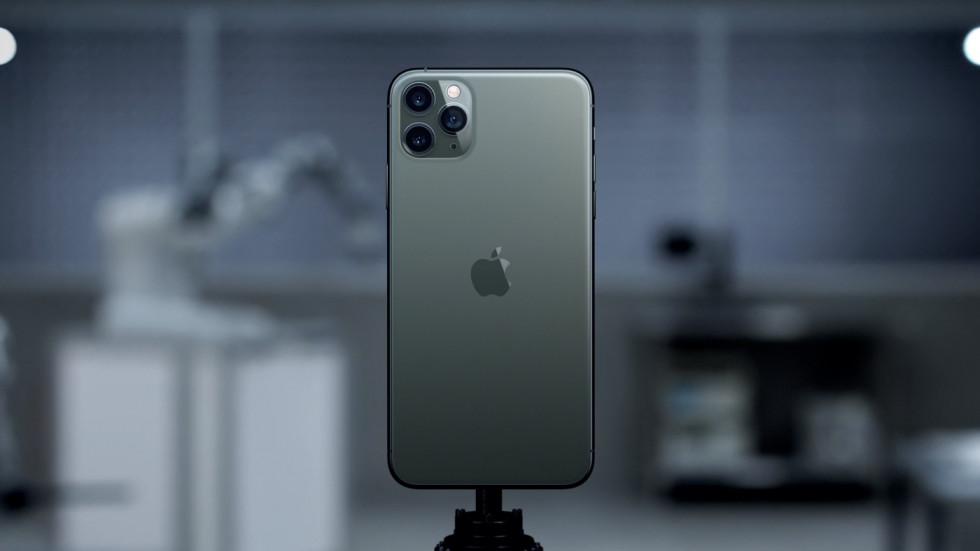 Одновременная съемка с нескольких камер будет доступна на iPhone XR и XS