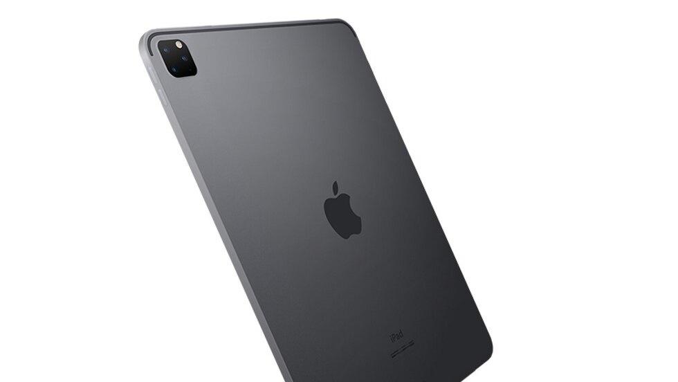 iPad Pro 2020 получит 3D-камеру от LG