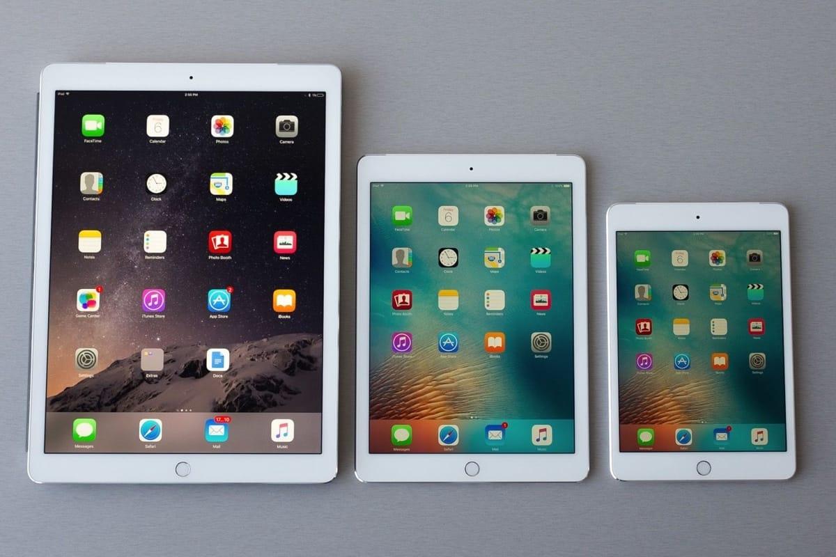 Apple начинает продажи восстановленных iPad Pro 2018 года