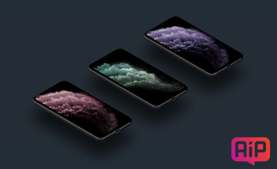 Официальные обои с iPhone 11 и iPhone 11 Pro — как скачать