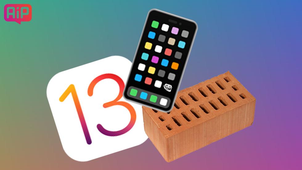 5 причин не устанавливать iOS 13 прямо сейчас