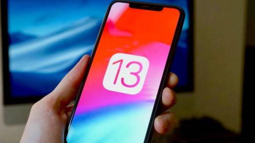 iOS 13 на iPhone