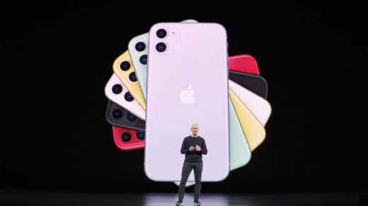 представлен iPhone 11