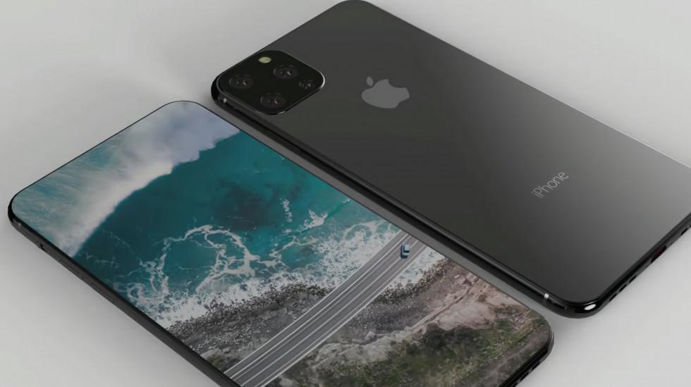 Apple обновит дизайн iPhone 12 в 2020 году