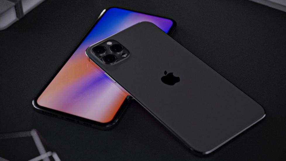 Опубликован потрясающий концепт iPhone 2020