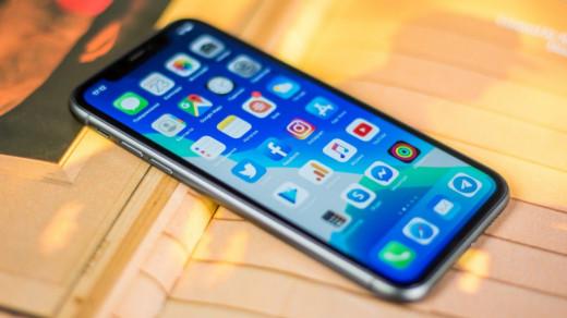 iPhone 11 с лицевой стороны