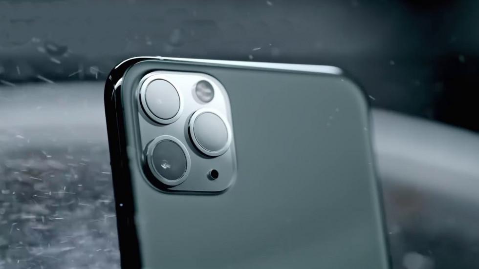 Apple делает максимальную ставку на камеру