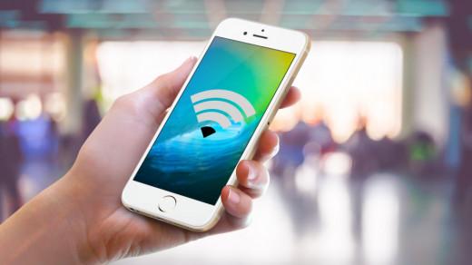 Wi-Fi на iPhone