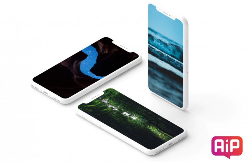 Подборка обоев для iPhone — сентябрь 2019