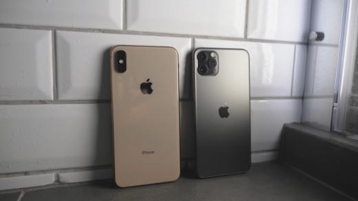iPhone XS против iPhone 11 Pro