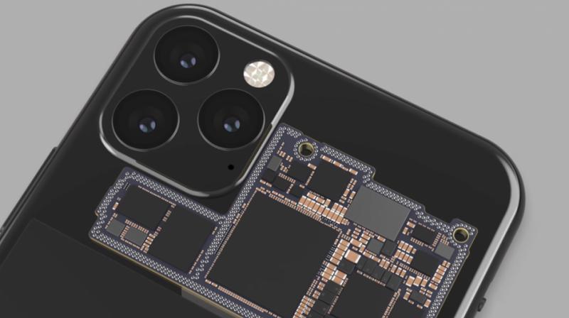 чип A13 Bionic