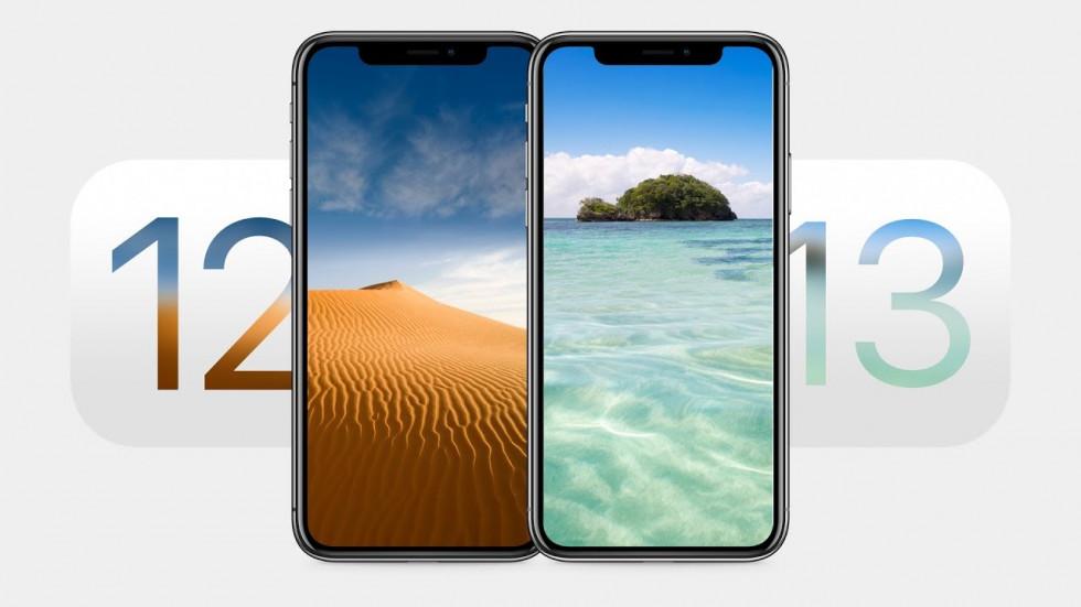 iOS 12 против iOS 13. Сравнение производительности