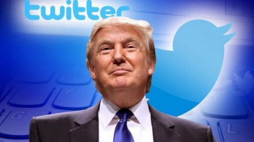 Дональд Трамп и Twitter