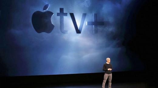 Презентация Apple TV+