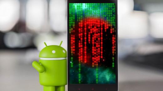 Вирус на Android-смартфоне