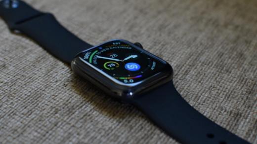Титановые Apple Watch Series 5