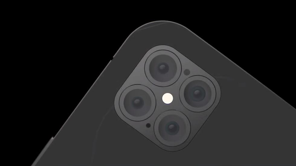 как будет выглядеть камера айфон 12
