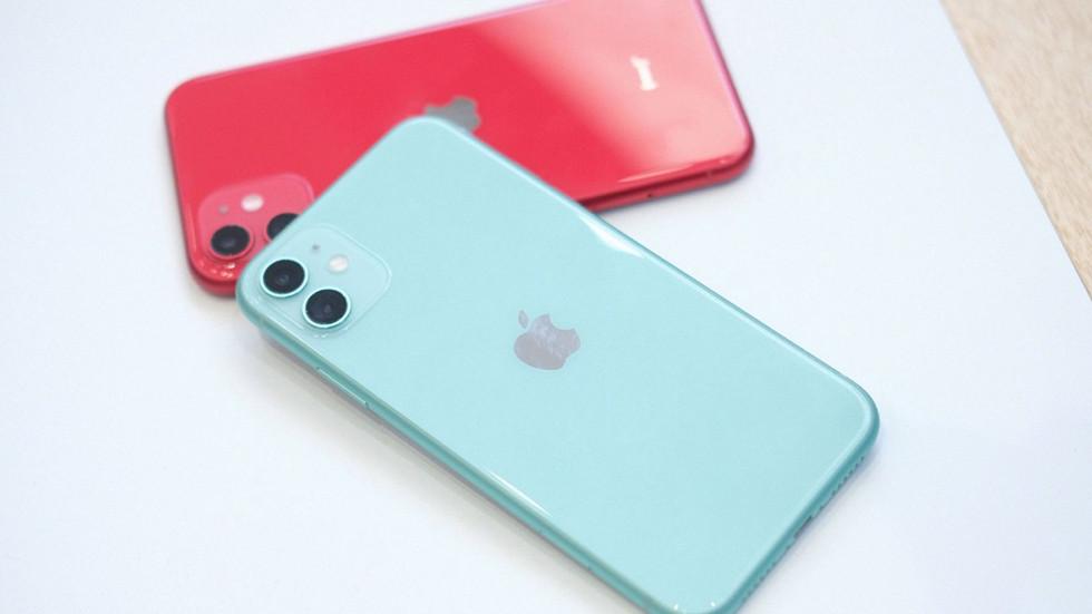 Цифра дня: как сильно просел вцене iPhone 11