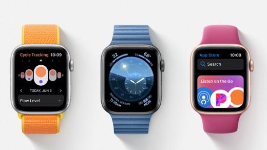 Дождались! Apple выпустила watchOS 6.1с поддержкой Apple Watch Series 1иSeries 2