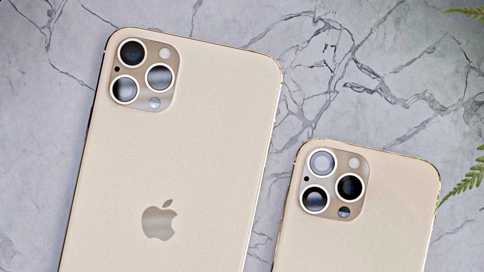 Фото дня: как может выглядеть четверная камера iPhone 12