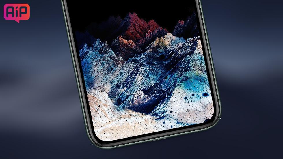 Идеальные обои для ночной темы iPhone