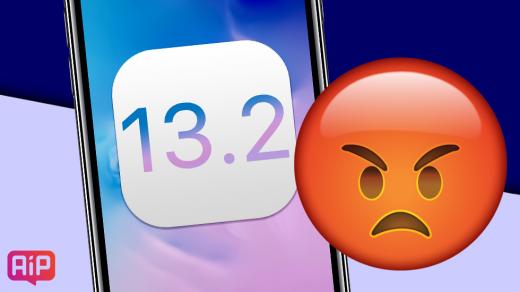 Назван самый раздражающий минус iOS 13.2