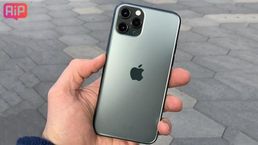 Обзор iPhone 11Pro