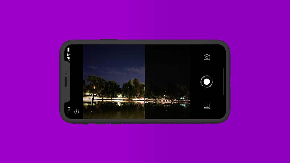 Приложение дня: ночной режим съемки для любых iPhone
