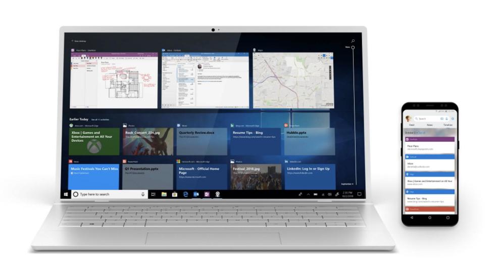 В Windows 10 появится функция звонков