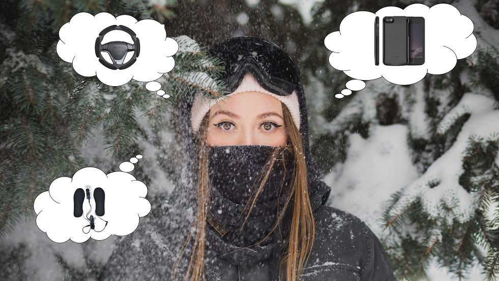 10 отличных вещей с AliExpress. Лучшие покупки для зимних холодов