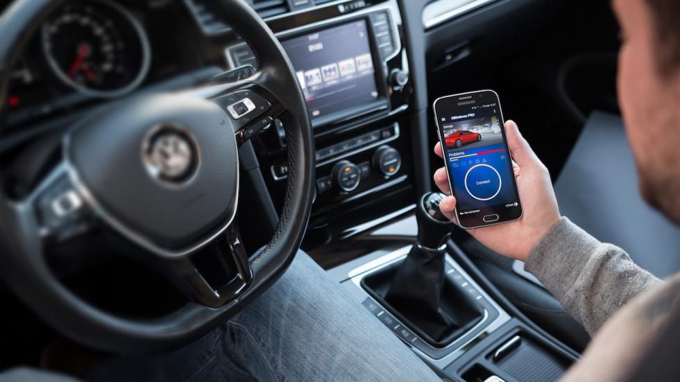 диагностика авто по смартфону