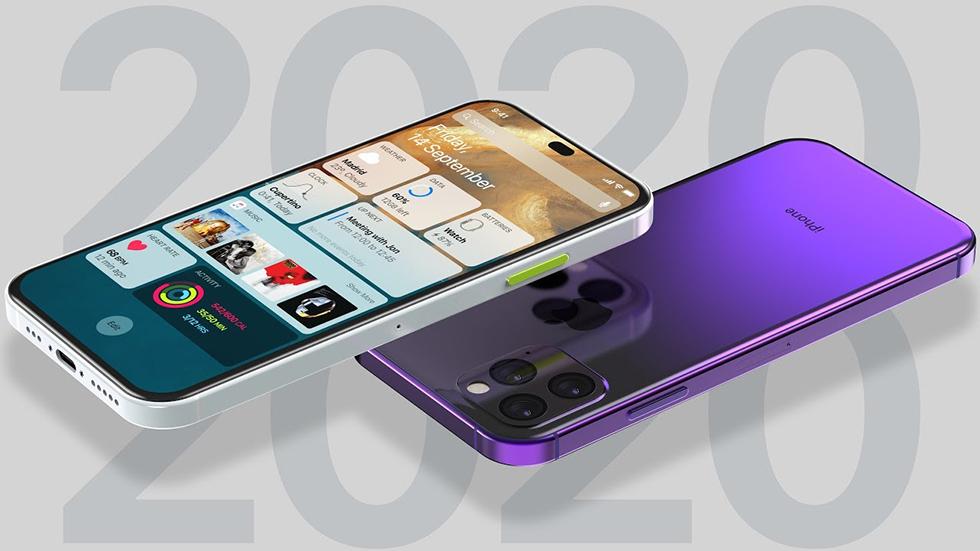 iPhone 12получит сверхплавный дисплей счастотой обновления 120Гц