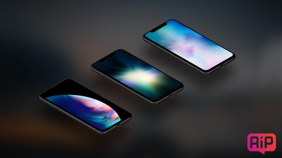 Великолепные обои для iPhone в абстрактном стиле #5