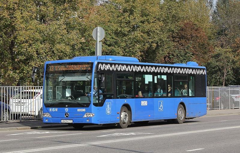 автобус или машина