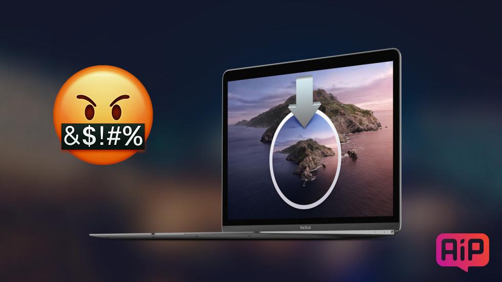 Не спешите с установкой macOS Catalina. Есть серьёзные проблемы