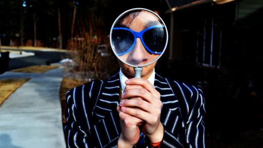 Оптические иллюзии. Часть 2