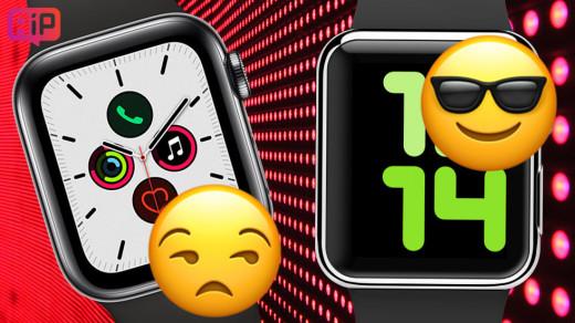 Установил watchOS 6 на старые Apple Watch. Что из этого вышло
