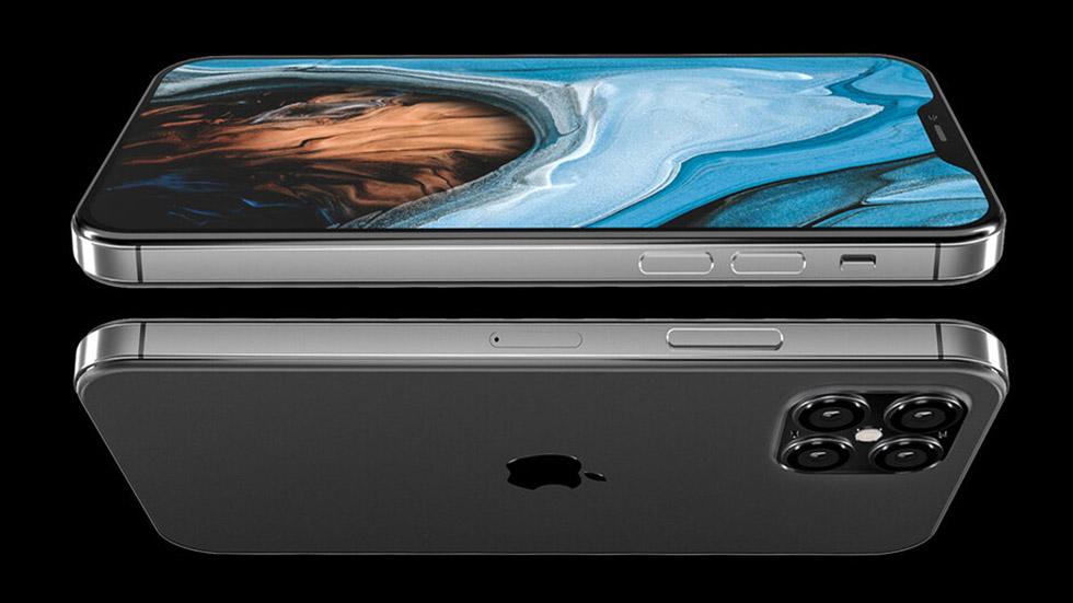 Фото дня: дизайн iPhone 12в стиле iPhone 4