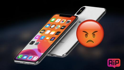 Печаль. Apple неслушает бета-тестеров— поэтому вiOS 13такие баги