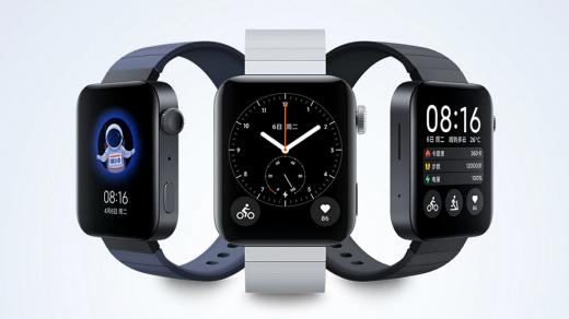 Xiaomi MiWatch— полный клон Apple Watch, новразы дешевле. Кому стоит покупать?
