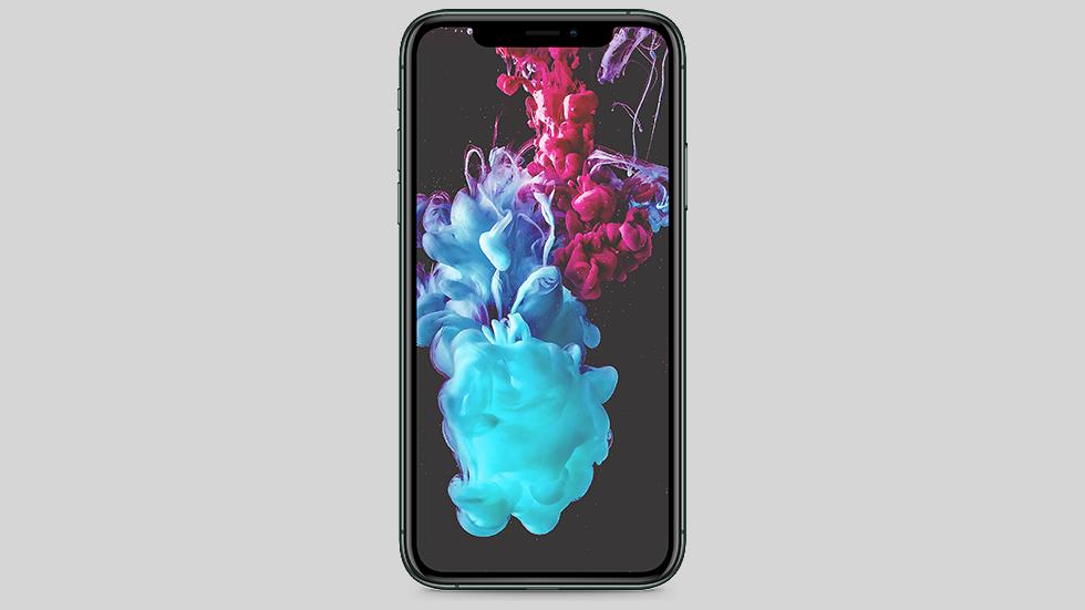 Шикарные обои для iPhone в абстрактном стиле #6