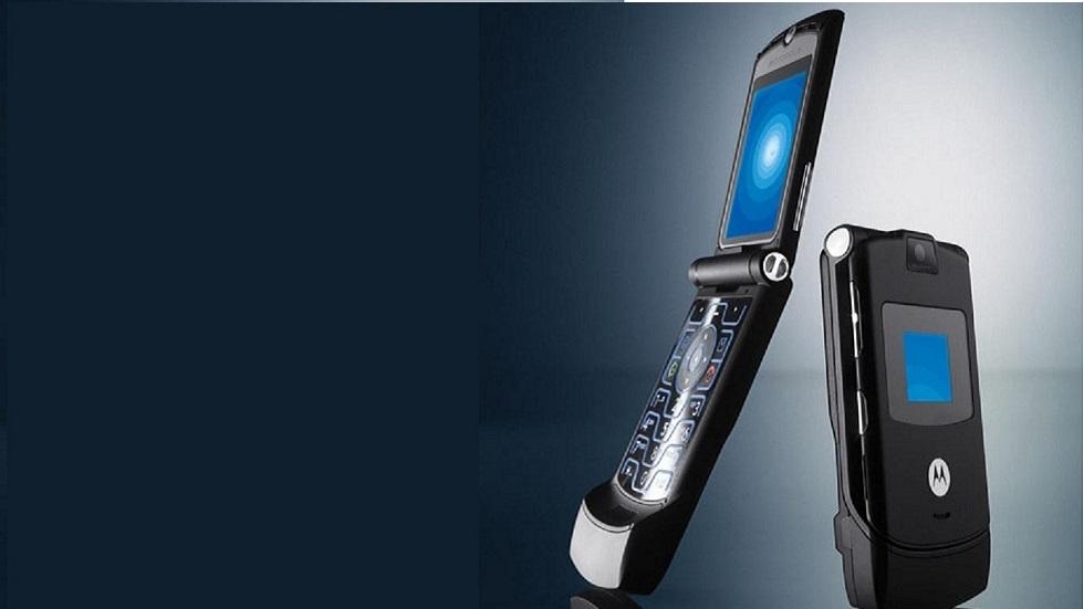 Просто красавец. Вспоминаем Motorola RAZR V3 — лучший телефон 2004 года
