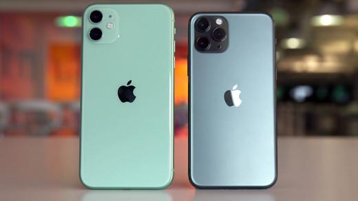 iPhone продолжают терять популярность вмире