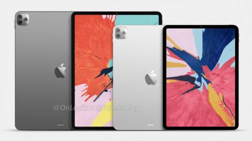 Фото дня: iPad Pro 2020с тройной камерой раскрыт допрезентации