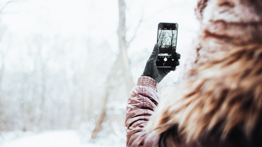 5замен «Погоде» наiPhone, чтобы пережить зиму